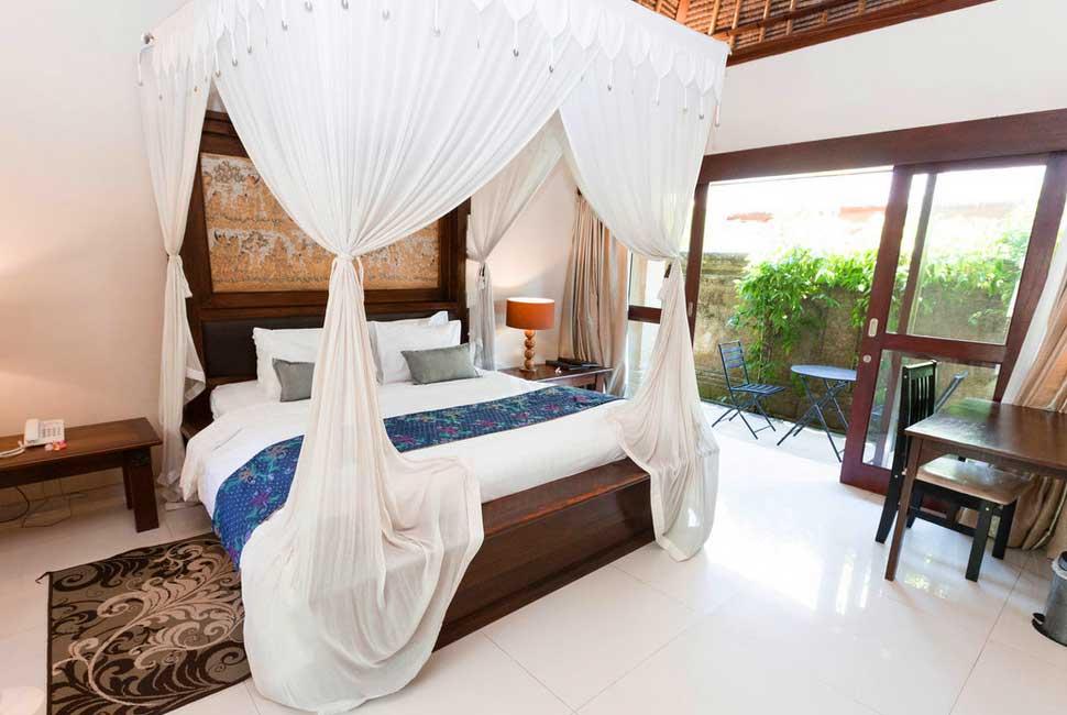 Bali Agung Village Seminyak Bali Hotel